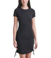 calvin klein jeans adjustable cinched dress