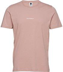 ethan print tee 3208 t-shirts short-sleeved rosa nn07