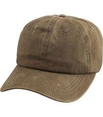 gorra verde bohemia gabardina gastada