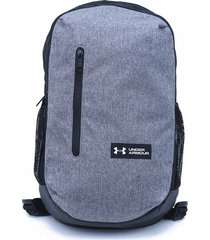 morral gris under armour ua roland backpack