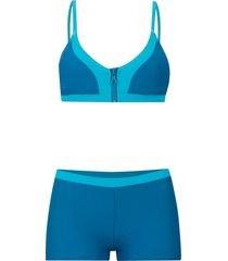 bikini (set 2 pezzi) (blu) - bodyflirt
