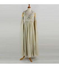daenerys costume game of thrones emilia clarke cosplay dress sexy women dress