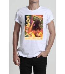 camiseta bowzilla