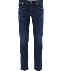 jeans with dg plaque