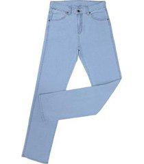 calça jeans claro tassa delavê 22678 masculina