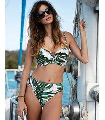palm valley underwire full cup bikini top