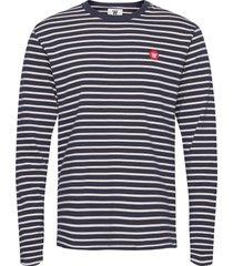 mel long sleeve t-shirts long-sleeved blauw wood wood