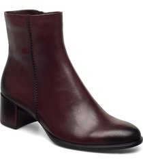 shape 35 block shoes boots ankle boots ankle boot - heel brun ecco