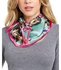 inc kitty garden bandana kite scarf, created for macy's