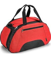 bolsa esportiva topget gym vermelha