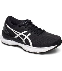 gel-nimbus 22 shoes sport shoes running shoes svart asics