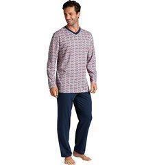pyjamas roger kent marinblå