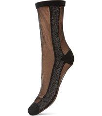 nessi sock lingerie hosiery socks svart unmade copenhagen