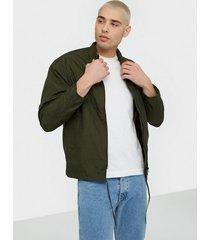 whyred ryan jackor military green