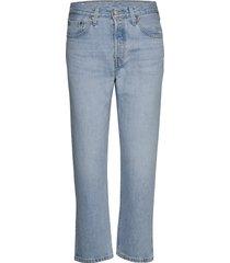 501 crop luxor ra raka jeans blå levi´s women