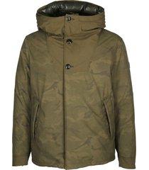 woolrich down jacket