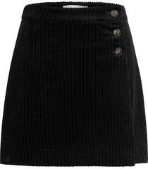 marlie kort kjol svart mbym