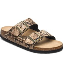 arizona shoes summer shoes flat sandals beige birkenstock