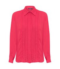 blusa feminina vally - vermelho