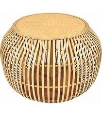 stolik kawowy diani bambusowy