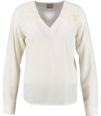 vero moda blouse antique white
