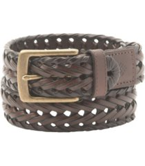 columbia men's braided belt