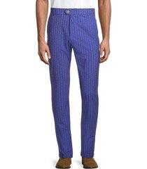 greyson men's sugar bee trousers - eerie - size 34 32