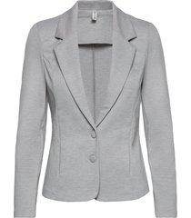 sc-daniela blazers casual blazers grå soyaconcept