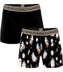 muchachomalo 2 stuks cotton modal pengu boxer * gratis verzending *