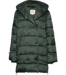 jacket outerwear heavy fodrad rock grön brandtex