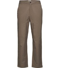 hamish trousers casual broek vrijetijdsbroek groen wood wood