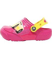 crocs crocs funlab lights rosa