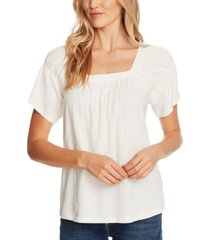 cece square-neck top
