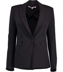 black scuba jacket