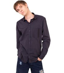camisa gris abso sally