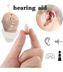 mini digital audífono amplificador potenciador