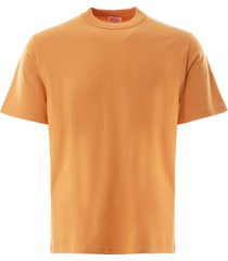 armor lux callac t-shirt | quartz yellow | 71990-bb0
