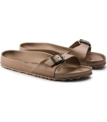 sandalia madrid eva metallic copper birkenstock