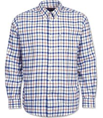 barbour collthermo weave long-sleeved shirt / barbour collthermo weave long-sleeved shirt, xx large