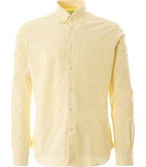 none of the above ralph oxford shirt | lemon | ntaral-lem