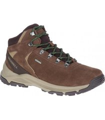 botin erie mid wp chocolate merrell