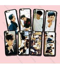 kpop going seventeen phone case dino cellphone cover for iphone 6 hoshi joshua