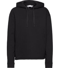 aki hoodie hoodie trui zwart camilla pihl