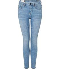 opus skinny jeans evita light blue
