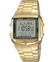 reloj casio db-360g-9a digital 100% original-gris