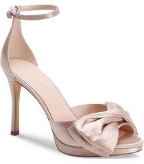 kate spade new york women's bridal satin evening dress heels