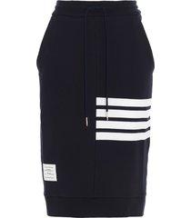 thom browne 4 bar skirt