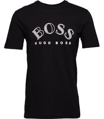 tee 1 t-shirts short-sleeved svart boss