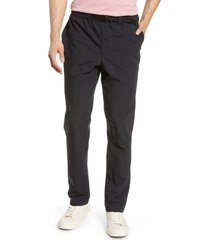 men's herschel supply co. ashland pants, size xx-large - black