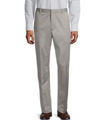 bonobos men's friday cotton pants - grey - size 40 32